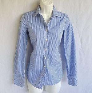 J. Crew shirt, size XXS, great condition